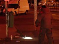 Alertă cu bombă în Timișoara. Obiectul suspect, detonat de pirotehniști