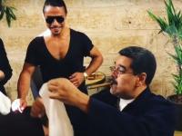 Venezuelenii, scandalizați de imaginile cu Maduro într-un restaurant de lux din Istanbul. VIDEO