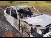S-a ales cu arsuri după ce a încercat să-și salveze mașina de la un incendiu. De ce riscă o amendă