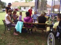 Copiii cu boli in faze terminale, sau care nu pot fi tratate, îngrijiți într-un conac