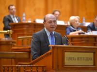 Băsescu: Socialişti şi liberali au acum toată puterea. Statul de drept este în pericol major!