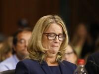 Christine Blasey Ford a povestit cum Brett Kavanaugh a încercat să o violeze la o petrecere între liceeni
