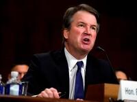 Brett Kavanaugh, candidatul lui Trump, a primit vot favorabil în Comisia Juridică a Senatului