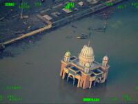 384 de morți și 540 de răniți după tsunamiul din Indonezia. Imagini din dronă