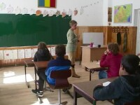 Localitățile unde copiii sunt ajutați cu bani de la primării să nu abandoneze școala
