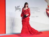 Monica Bellucci, spectaculoasă la Festivalul de Film de la Veneţia. Mesajul despre noul film