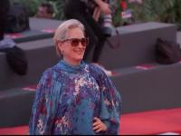 Penelope Cruz şi Meryl Streep au strălucit pe covorul roșu la Veneția
