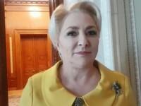 Viorica Dăncilă, despre Cabinetul Orban: Parcă este un guvern de bocitoare