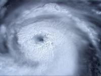 Cum arată din spațiu uraganul Dorian. Imaginile surprinse de un astronaut