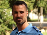 Jandarm român, garda de corp a unui laureat al Premiului Nobel