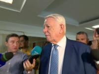 Soluţia lui Meleşcanu ca să fie şi şef la Senat, şi membru ALDE. Reacţia lui Tăriceanu