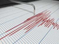 Un cutremur s-a produs luni după-amiaza în judeţul Vrancea