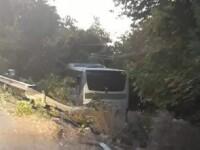 Accident cu un autocar plin de pasageri, în Eforie Nord. Bilanţul răniţilor