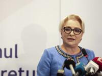 Dăncilă: Avem mulţi colegi de la ALDE care nu au vrut să îşi dea demisia şi care vor să stea alături de PSD