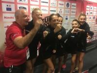 România, campioană europeană la tenis de masă. Echipa feminină a învins Portugalia