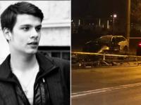Filmul accidentului în care a fost implicat Mario Iorgulescu. Motorul mașinii ar fi luat foc