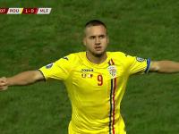 România-Malta 1-0. Golul lui Pușcaș salvează naționala