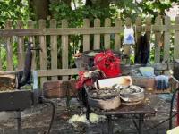 Un mort și 13 răniți după explozia unei tigăi la un târg culinar din Germania