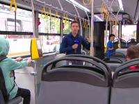 """Probleme cu autobuzele școlare din București, încă din prima zi: """"A blocat tot traficul"""""""