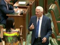 Teodor Meleșcanu a devenit al doilea om în stat fără sprijinul ALDE. Filmul votului din Parlament