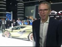 Salonul de la Frankfurt. Cum arată și cât costă cea mai rapidă mașină Lamborghini