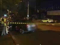 Șoferul unui BMW a provocat un accident. Ce a pierdut după impact