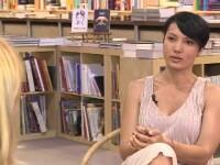 FEMEIA CA O PRADĂ! Povestea scriitoarei Petronela Rotar, abuzată de tată și violată la 16 ani