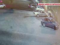 Momentul în care un tânăr este înjunghiat pe stradă. De la ce a pornit conflictul