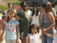 Surpriza făcută de echipa Visuri la Cheie unei mame care își crește singură cele 4 fiice
