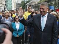 Klaus Iohannis, primul pe buletinele de vot la alegerile prezidențiale. Pe ce poziție e Dăncilă