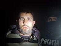 Deţinutul periculos evadat de la Penitenciarul Focşani a fost prins de polițiști