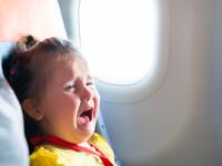 Decizia luată de o companie aeriană pentru a ajuta pasagerii să evite copiii gălăgioși