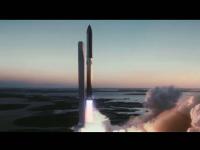 100 de oameni în spațiu după 2020 cu cea mai puternică rachetă din lume. Planul lui Elon Musk