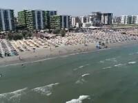 Pregătiri pe litoral. Primii turiști sunt așteptați la malul marii peste 3 săptămâni.