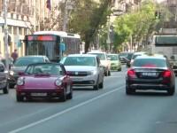 Harta zonelor din București în care accesul mașinilor este interzis în weekend