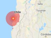 Cutremur cu magnitudinea 6,8 în apropiere de coasta de nord a Chile