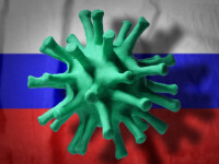 Rusia a depăşit pragul de 1 milion de infectări cu coronavirus. Mesajul lui Putin pentru elevi