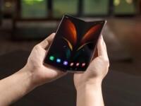 VIDEO. Samsung a prezentat smartphone-ul pliabil Galaxy Z Fold2. Ce specificații are