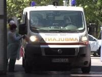 Un tânăr dus în comă la spital după ce a fost lovit de o mașină în Prahova, diagnosticat și cu Covid-19