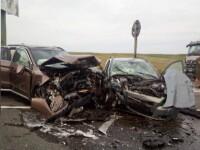Impact violent la Turda: patru oameni au ajuns la spital