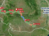 Comisia Europeană acordă 900 de mil. € pentru autostrada Sibiu - Pitești. Când va fi gata