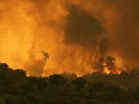 Avertizare. Pericol iminent de incendii în Grecia