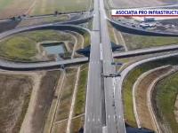 Primii kilometri de autostradă din 2020. Traficul, deschis pe secțiunea Biharia - Borş