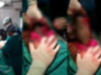 FOTO. Ce au scos medicii din stomacul unei tinere care obișnuia să își mestece părul. Are 7 kg
