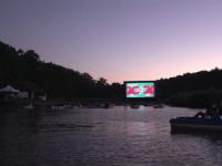 Festival de film inedit, la Sibiu. Pelicule vizionate din barcă