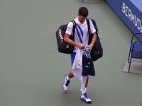 O nouă lovitură pentru Djokovici după descalificarea de la US Open. Ce au decis organizatorii turneului