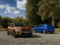 FOTO. Primele imagini cu noile modele Dacia. Când vor fi lansate