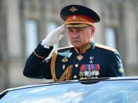 Ministrul rus al Apărării: NATO simulează cu regularitate atacuri cu rachete împotriva Rusiei