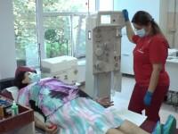 Criză de plasmă pentru bolnavii de COVID în stare gravă. O infirmieră din Arad a donat de 5 ori