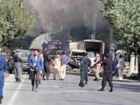Atac cu bombă la Kabul asupra vicepreşedintelui Afganistanului. Zece persoane au murit